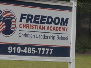 Fayetteville's Freedom Christian Academy
