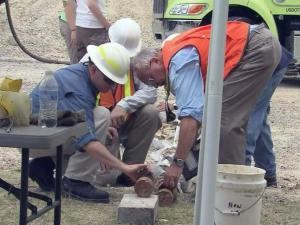 Underground tests could lead to gas drilling in Raeford