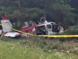 Two hurt in Chatham County plane crash