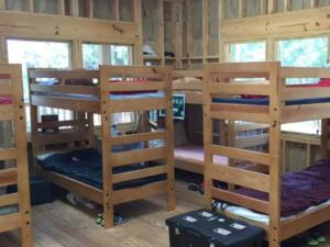 Camp Kanata cabin