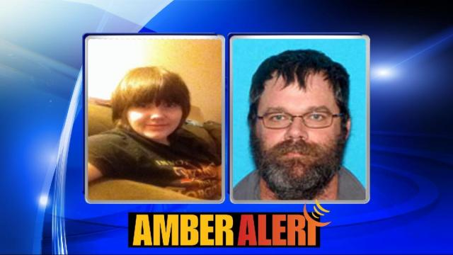 An Amber Alert has been issued for a 14-year-old Tennessee girl who was last seen with a 41-year-old man in western North Carolina.