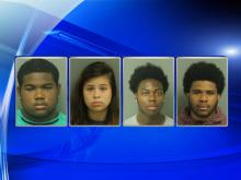 Teens charged in fatal cary hit-and-run