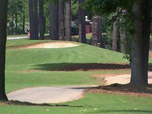 Cary man upset over golf course noise