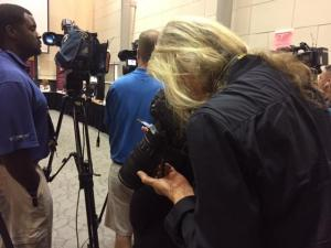 Annie Leibovitz makes appearance in Raleigh
