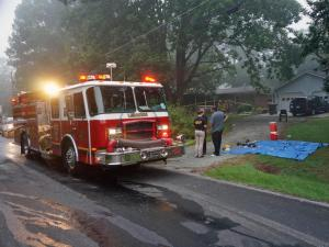 Durham County house fire