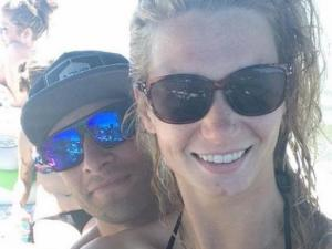 Allison Bennett was killed Tuesday night after she fell from a boat trailer and was then hit by it.  Source: Facebook