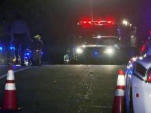 A motorcyclist died late Monday after a two-vehicle wreck on Durant Road near Stropshire lane in north Raleigh, according to the North Carolina State Highway Patrol.