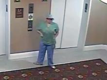 Surveillance video 2: Woman poses as nurse in Cary retirement facility