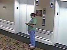 Surveillance video 3: Woman poses as nurse in Cary retirement facility