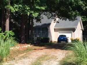 Sheriff's deputies said Sandra Anderson, 63, shot her husband, Jason Anderson, while he was asleep in their home at 154 Hidden Valley Drive in Holly Springs.