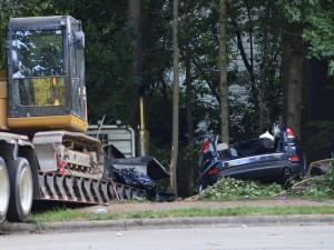 Raleigh crash