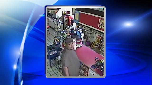 Police said the pair entered the Exxon Shop, located at 2801 Rowland Ave. in Lumberton, on Aug. 1 and made a small purchase before stealing cash and two lottery tickets.