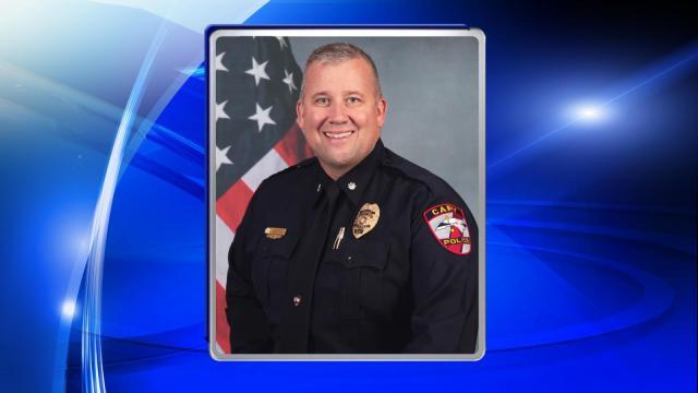 Cary Police Chief Tony Godwin