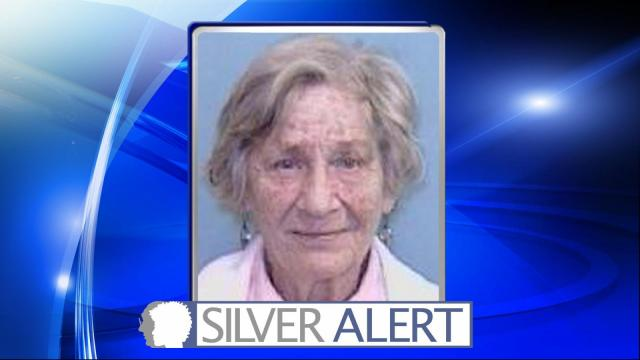 Katherine Cook Bramble, of Fayetteville, is the subject of a Silver Alert.