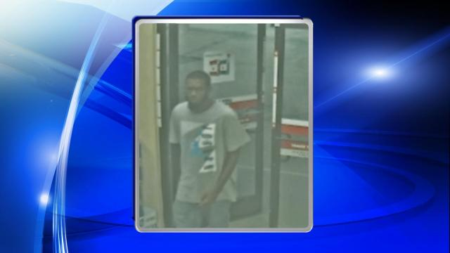 According to police, the man entered the Kangaroo Express at 1886 North Bragg Boulevard at about 5:40 a.m. holding a semi-automatic handgun.