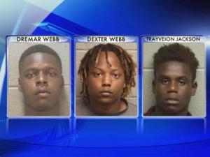 Suspects charged in Durham crime spree