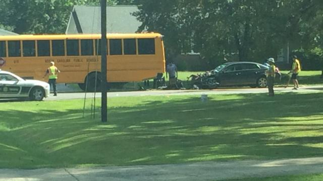 Durham bus accident