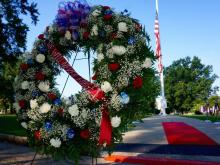 On Fort Bragg, in New York City and across the country Friday, America paused to remember the terror attacks of Sept. 11, 2001.
