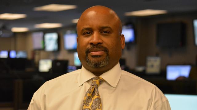 Raleigh-Wake 911 Center Director Dominick Nutter