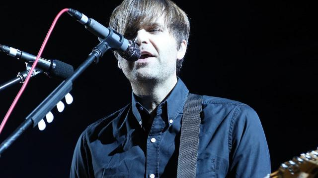 Death Cab for Cutie rocked Red Hat Amphitheater on Tuesday night, September 15, 2015 in downtown Raleigh, NC.  (Photo by Jack Morton)