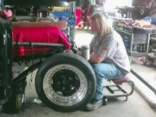 Owner of Knightdale auto shop killed in firey crash involving dragster
