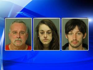 Raleigh father and daughter arrested for running meth lab