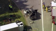 Fatal Wakefield crash