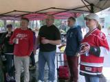 Canes tailgate