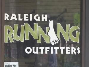 A trio of locally-owned running stores across the Triangle were recently purchased by a major corporation, but that change is not apparent to customers, and small business advocates worry that shoppers will be confused.