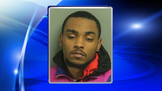 Brandon Vaughn Anthony Dupree, of Raleigh, was taken into custody shortly after 1 a.m. Police say he crashed into a pole near the intersection of Brentwood and Woodard Drive.