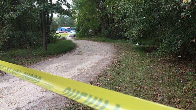 Five people were injured early Sunday morning after a shooting in Johnston County, according to authorities.