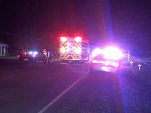 Police are investigating after a child was hit by a car in Harnett County on Tuesday afternoon.