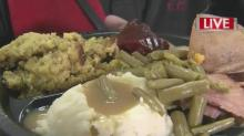 Johnston County comes together for Thanksgiving meal