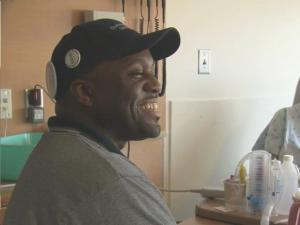 Housekeeper soothes the soul with melodies at NC Cancer Hospital