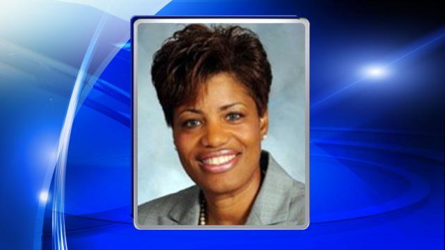 North Carolina Central University Police Chief Odetta Johnson