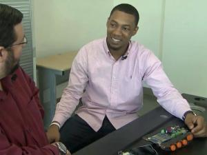 After growing up on a farm, a Shaw University senior is graduating with a computer science degree and a high-paying job.