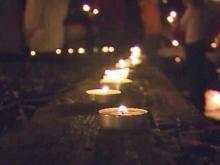 Vigil remembers slain Chapel Hill toddler