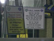 New year, new parking fees in downtown Raleigh