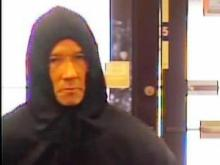 Durham police are looking for a suspect who robbed a PNC Bank on North Roxboro Street on Saturday morning.