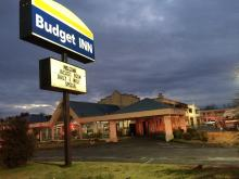Authorities said firefighters found smoke pouring through the second floor of the Budget Inn a 200 South Eastern Boulevard when they arrived late in the afternoon.