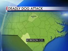 7-year-old killed on Robeson County dog attack