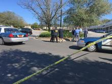 Raleigh police investigating report of shooting on Capital Boulevard