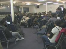 Community gathers in response to death of Akiel Denkins