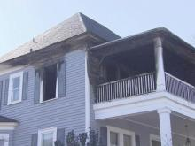 No injuries in Fayetteville law firm fire