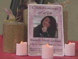 Friends, family gather to honor Danielle Locklear