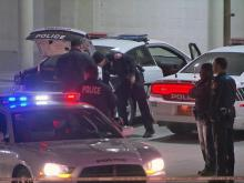 Durham officer OK after shooting at county jail; suspect charged