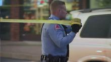 A 57-year-old man was shot in the chest Sunday evening at a convenience store on Little Brier Creek Lane, Raleigh police said.