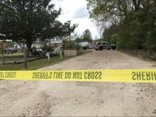 Authorities were investigating a meth lab on Vera Drive in Linden on Thursday March, 31, 2016.