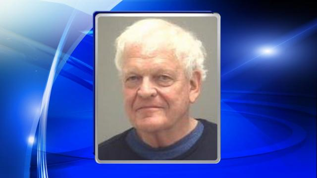 According to arrest warrants, Edwin Brownrigg Parker, of Goldsboro, was driving drunk near the Wake County Justice Center.