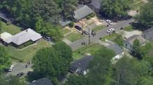 A man was killed early Monday afternoon in a shooting on Ashe Street in Durham.